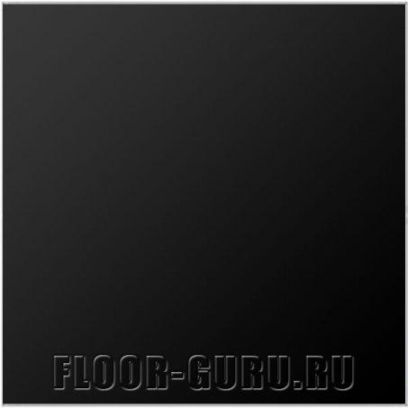Плинтус пластиковый IDEAL Черный