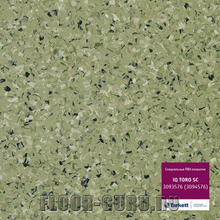 Коммерческий гомогенный линолеум Tarkett iQ TORO SC 576