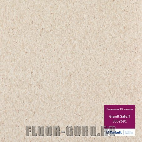 Линолеум противоскользящий Tarkett IQ Granit Safe T. 3052691