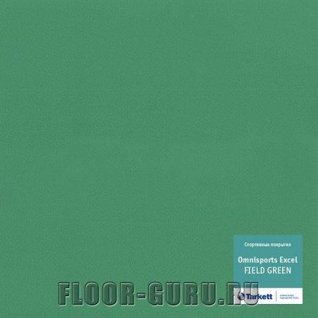 Tarkett Omnisports Excel Field Green