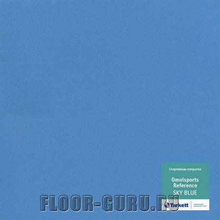 Tarkett Omnisports Reference Sky Blue