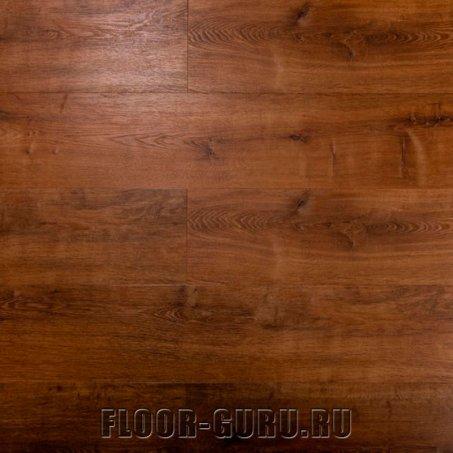 Плитка ПВХ Allure ISOCore Дуб коричневый