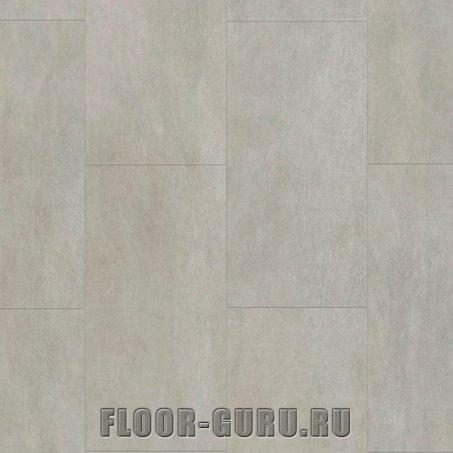 Замковая виниловая плитка Quick-Step Ambient Click AMCL40050 Бетон теплый серый