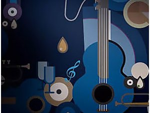 Новый дизайн в коллекции Art Vinyl LOUNGE