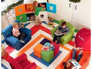 Выбор линолеума для детской комнаты