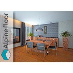 Кварц-виниловая плитка Alpine Floor CLASSIC