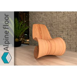 Кварц-виниловая плитка Alpine Floor REAL WOOD