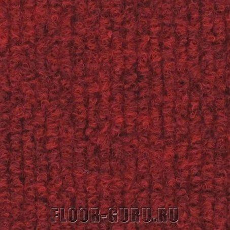 Выставочный ковролин Expoline 0012  Dark Red Темно-красный