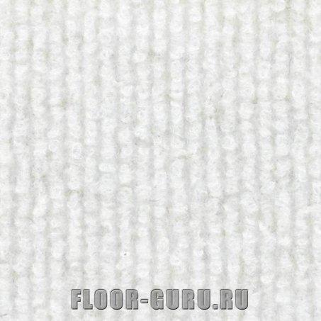 Выставочный ковролин Expoline 0950 White Белый