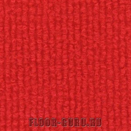 Выставочный ковролин Expoline 9312 Brick Red Красный