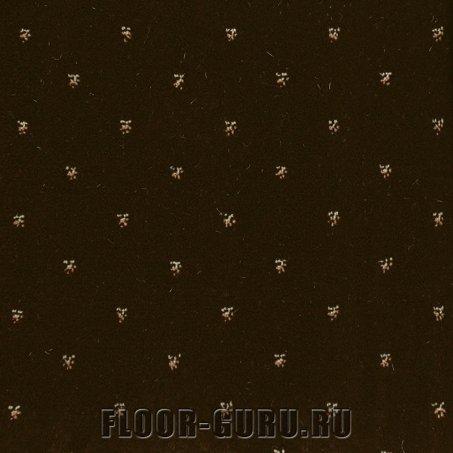 Ковротекс София 0024 темно-коричневый