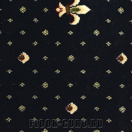 Ковротекс Лилия 01-5011 синий