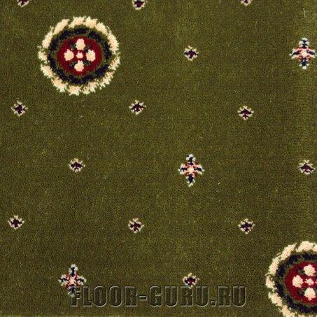 Ковротекс Медальон 02-6003 зеленый