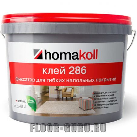 Клей-фиксатор Homakoll 286