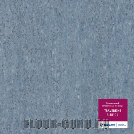 Tarkett Travertine BLUE 01