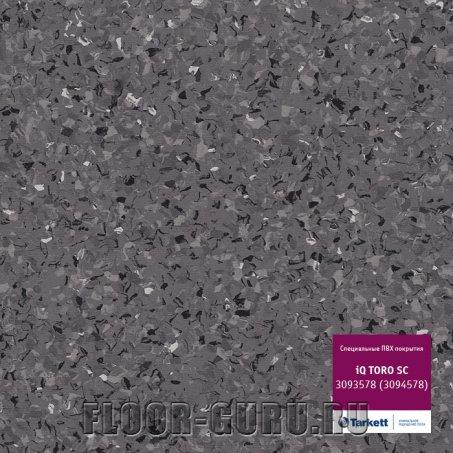 Коммерческий гомогенный линолеум Tarkett iQ TORO SC 578