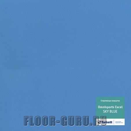 Tarkett Omnisports Excel Sky Blue