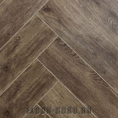 Кварц-виниловая плитка Alpine Floor Expressive Parquet ECO 10-6 Американское ранчо
