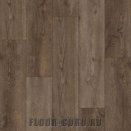 Кварц-виниловая плитка FloorWood Genesis HL07 Дуб Лауфер