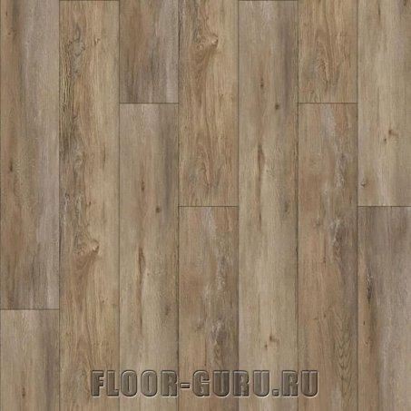 Кварц-виниловая плитка FloorWood Genesis MV02 Дуб Артас