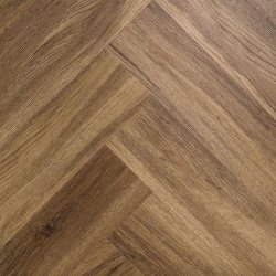 Замковый виниловый пол Kahrs Luxury Tiles Herringbone Redwood