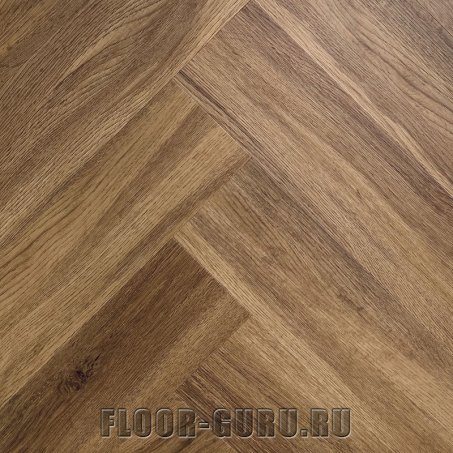 Kahrs Luxury Tiles Herringbone Redwood