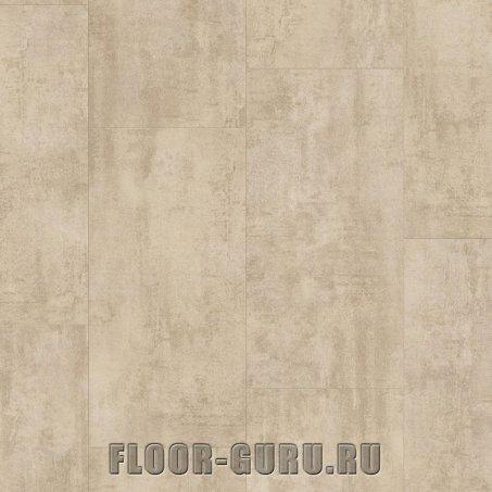 Pergo Optimum Click Tile 4V V3120-40046 Травертин Кремовый