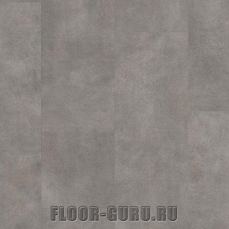 Pergo Optimum Click Tile 4V V3120-40051 Бетон Серый Темный