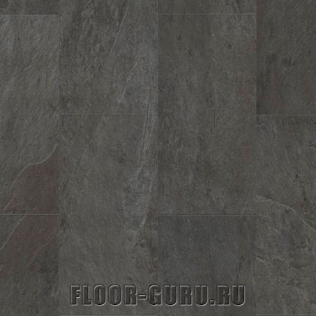 Quick-Step Ambient Click AMCL40035 Сланец черный