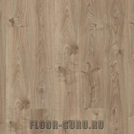 Quick-Step Balance Glue Plus BAGP40026 Дуб Коттедж серо-коричневый