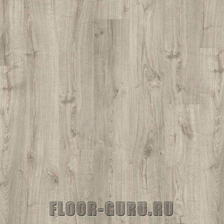Виниловый пол Quick-Step Pulse Click PUCL40089 Дуб осенний теплый серый