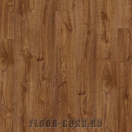 Виниловый пол Quick-Step Pulse Click PUCL40090 Дуб осенний коричневый