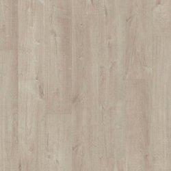 Виниловый пол Quick-Step Pulse Click PUCL40105 Дуб хлопковый светло-серый