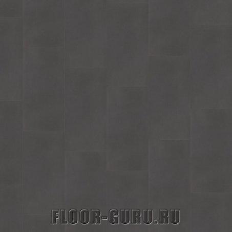 Wineo 800 Tile Solid Dark Glue